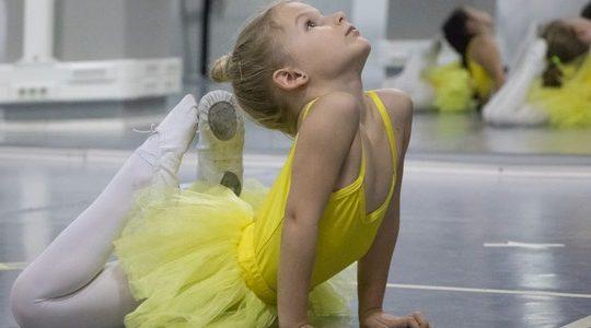 Baby balet