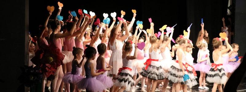 …jer balet art se piše srcem…