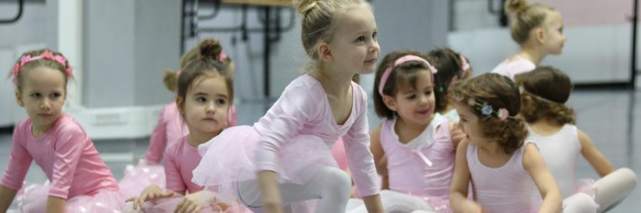 Balet za decu – nova grupa od 1. novembra