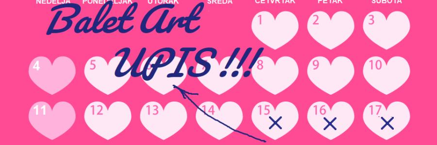 Školska 2019/20. – upis