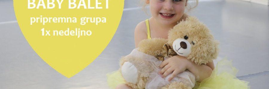 BABY BALET – NOVA GRUPA