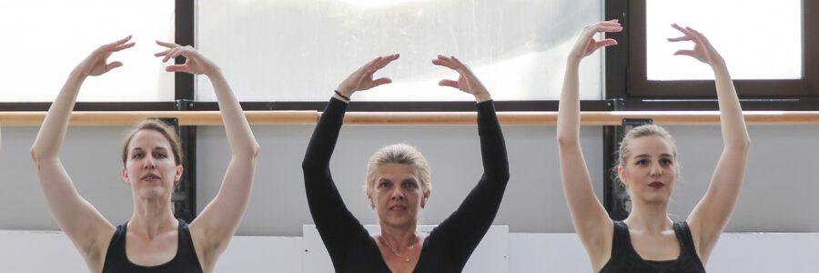 Balet za odrasle – početni nivo