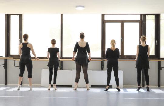 Balet za odrasle – prepodnevni termini